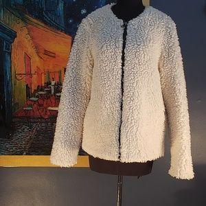 Marc New York Sherpa Coat